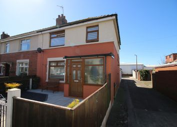 Thumbnail 3 bed end terrace house for sale in Westfield Avenue, Fleetwood