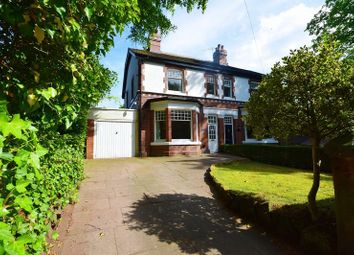 Thumbnail 4 bed semi-detached house for sale in Chapel Lane, Gratton, Endon, Stoke-On-Trent