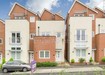 Thumbnail 3 bedroom town house for sale in Sinatra Drive, Oxley Park, Milton Keynes
