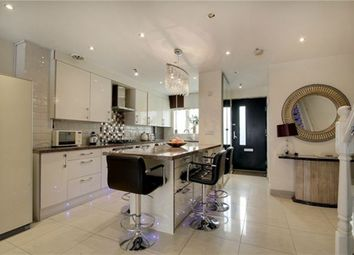 Thumbnail 4 bed terraced house to rent in Hilltop Avenue, London