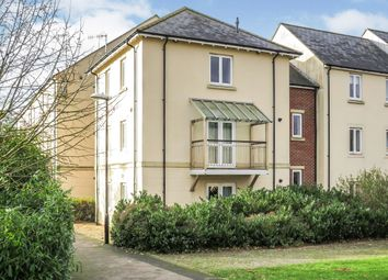Thumbnail 2 bed flat for sale in Lanfranc Close, Old Sarum, Salisbury