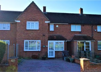 Thumbnail 2 bed terraced house for sale in King Henrys Drive, Croydon