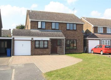 Thumbnail 4 bed detached house for sale in Long Perry, Capel St. Mary, Ipswich