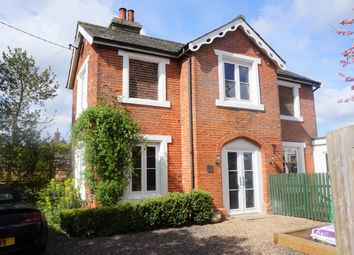Thumbnail 3 bedroom semi-detached house for sale in The Street, Rushall, Diss