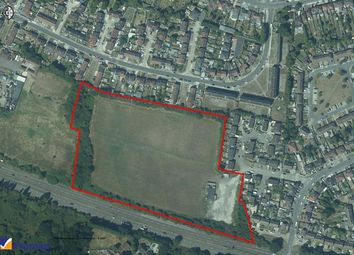 Thumbnail Land for sale in Masefield Close, Romford