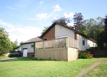 Thumbnail 4 bed bungalow for sale in Polverie, Taynuilt