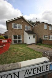 Thumbnail 4 bed detached house to rent in 87 Ilkeston Road, Swenson Avenue, Lenton, Nottingham