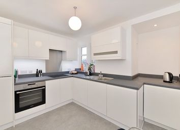 Thumbnail 1 bed flat to rent in Avonmore Gardens, London