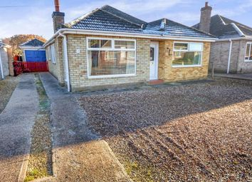 Thumbnail 3 bed bungalow for sale in Wiseholme Road, Skellingthorpe, Lincoln, Lincolnshire