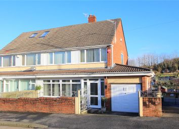 Thumbnail 3 bed semi-detached house for sale in Wedmore Vale, Bristol