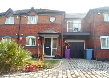 Thumbnail 2 bed terraced house to rent in Navigation Wharf, Liverpool, Merseyside