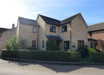 Thumbnail 4 bed detached house for sale in Woodlands, Warboys, Huntingdon