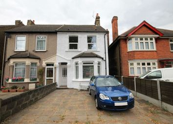 Thumbnail 3 bed semi-detached house to rent in Mawney Road, Romford