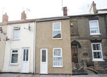 Thumbnail 2 bedroom terraced house to rent in Park Road, Lowestoft