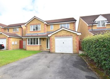 Thumbnail 4 bed detached house for sale in Shearwater Avenue, Fareham