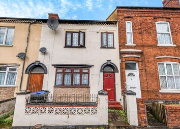 Thumbnail 3 bed terraced house for sale in Jesson Street, West Bromwich