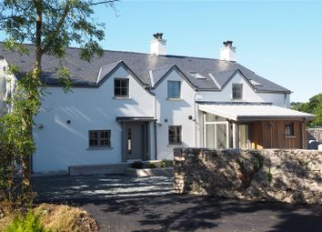Thumbnail 4 bed detached house for sale in Ash Grove, St. Florence, Tenby, Pembrokeshire