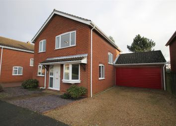 Thumbnail 4 bedroom detached house to rent in Buckland Rise, Norwich