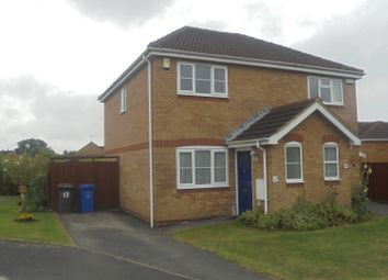 Thumbnail 2 bed semi-detached house to rent in Gorse Close, Littleover, Derby