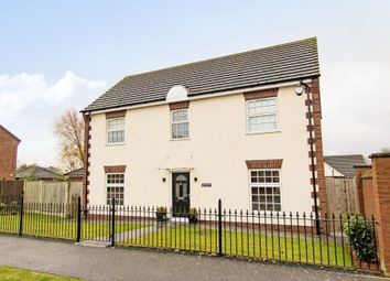 Thumbnail 4 bed detached house for sale in Ashton Hall Drive, Boston