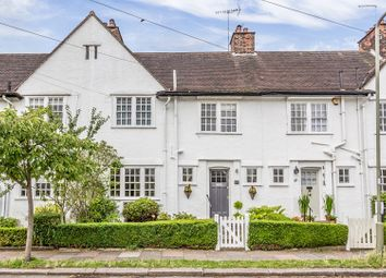 Thumbnail 4 bed terraced house for sale in Erskine Hill, Hampstead Garden Suburb