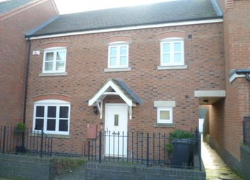 Thumbnail 3 bed property for sale in Little Connery Leys, Birstall, Leicester