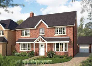 "Thumbnail 5 bed property for sale in ""The Winchester"" at Duffet Drive, Winnersh, Wokingham"