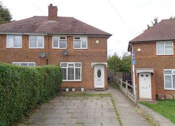 2 bed semi-detached house for sale in The Riddings, Stechford, Birmingham B33