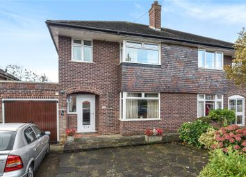 Thumbnail 3 bed semi-detached house for sale in Campden Road, Ickenham, Uxbridge, Middlesex