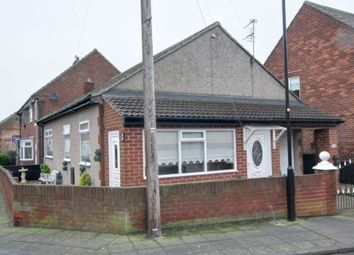 Thumbnail 1 bed bungalow for sale in Richard Street, Hetton-Le-Hole, Houghton Le Spring