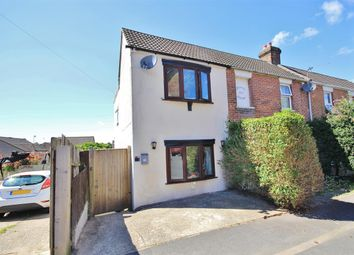 Thumbnail 2 bed end terrace house for sale in Curtis Road, Parkstone, Poole