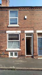 Thumbnail 2 bed terraced house to rent in Harcourt Road, Nottingham