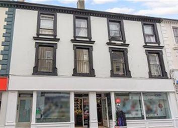 3 bed flat for sale in Queen Street, Newton Abbot, Devon. TQ12