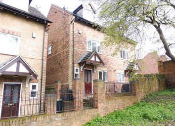 Thumbnail 3 bed semi-detached house for sale in Evelyn Walk, Raunds, Wellingborough