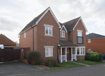 Thumbnail 4 bed detached house for sale in Gardners Close, Ash, Canterbury