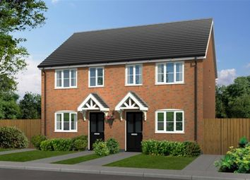 Thumbnail 2 bed semi-detached house for sale in Leicester Road, Melton Mowbray