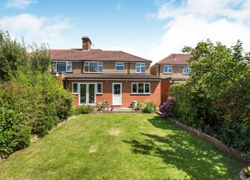 Thumbnail 4 bed semi-detached house for sale in Somerset Waye, Hounslow