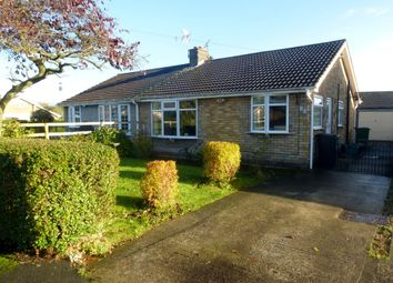 Thumbnail 2 bed semi-detached bungalow to rent in Mallard Way, Haxby, York