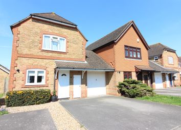 Thumbnail 3 bed link-detached house for sale in Grafton Way, West Molesey