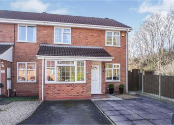 Thumbnail 3 bed semi-detached house for sale in Kirkstone Court, Brierley Hill