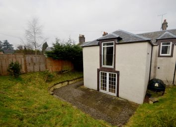 Thumbnail 4 bed semi-detached house to rent in Moray Street, Blackford, Auchterarder