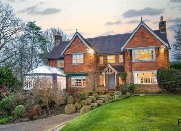 Thumbnail 5 bed detached house for sale in Ryst Wood Road, Forest Row