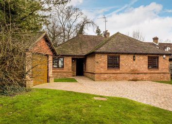 Thumbnail 3 bed detached bungalow for sale in Fairfax Close, Oxted