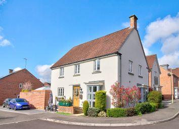 Spire Close, Basingstoke RG24. 4 bed detached house for sale