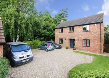 Thumbnail 4 bedroom detached house for sale in Annes Grove, Great Linford, Milton Keynes, Buckinghamshire