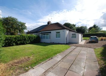 Thumbnail 3 bedroom semi-detached bungalow for sale in Fawdon Park Road, Fawdon, Newcastle Upon Tyne