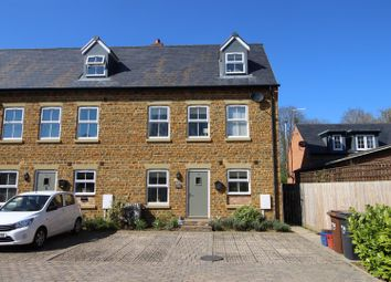 Thumbnail 3 bed end terrace house for sale in Cherwell Close, Charwelton, Daventry