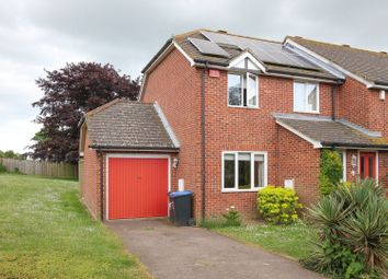 3 bed end terrace house for sale in Burgess Close, Ramsgate CT12