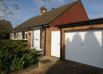 Thumbnail 3 bedroom bungalow to rent in Limden Close, Wadhurst