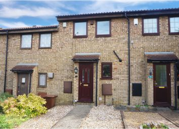 Thumbnail 2 bed terraced house for sale in Flamingo Close, Chatham